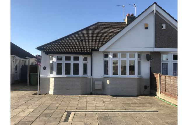 Thumbnail Semi-detached bungalow for sale in Rydal Drive, Bexleyheath