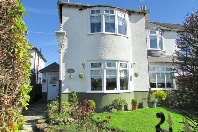 Thumbnail Semi-detached house for sale in Cimla Road, Neath, Neath, West Glamorgan