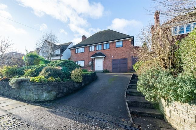 Thumbnail Detached house for sale in Grange Hill Road, Birmingham, West Midlands
