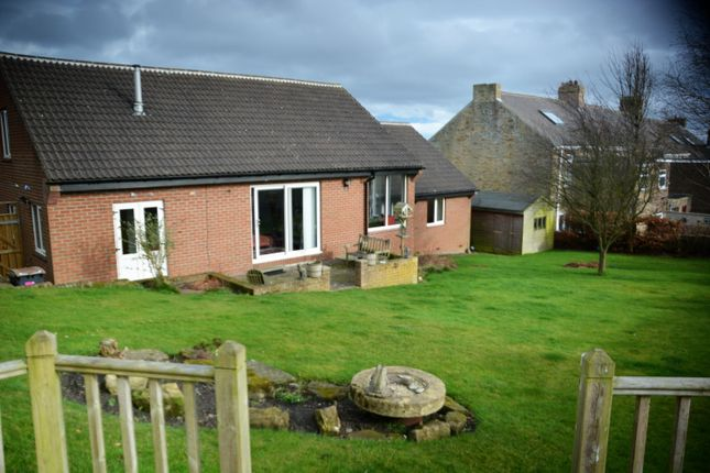 Thumbnail Detached bungalow for sale in Pont View, Leadgate, Consett