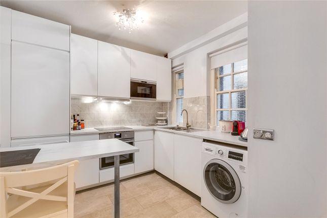 Kitchen of New Cavendish Street, London W1W