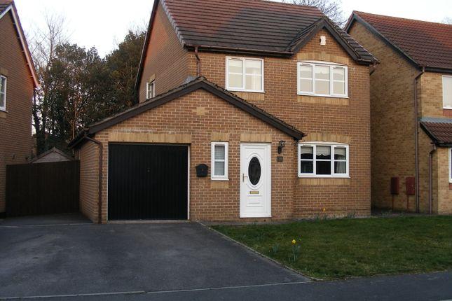 Thumbnail Detached house for sale in Sorrel Drive, Penpedairheol, Hengoed