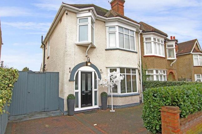 Thumbnail Semi-detached house for sale in St. Helena Road, Colchester