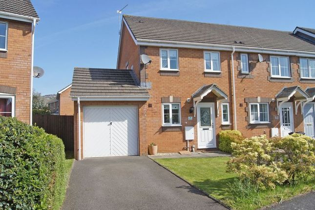 Thumbnail Terraced house to rent in Bluebell Way, Rogerstone, Newport