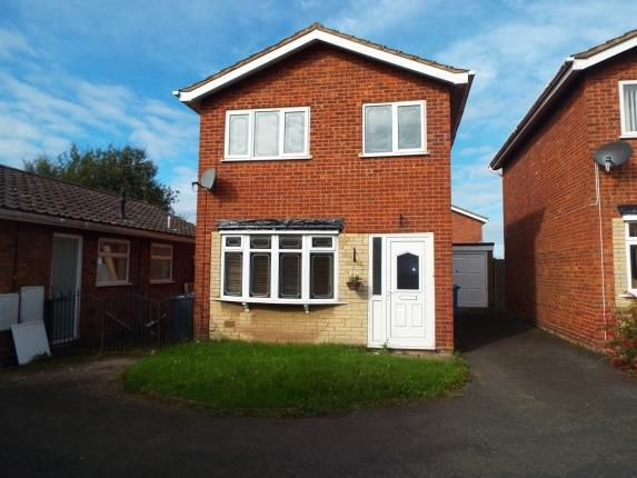 Thumbnail Detached house for sale in Huntsmans Rise, Cannock, Staffordshire