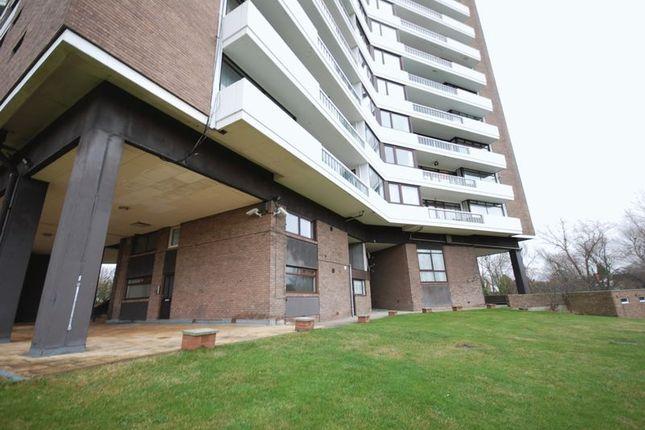 Thumbnail Flat to rent in Montagu Court, Gosforth, Newcastle Upon Tyne
