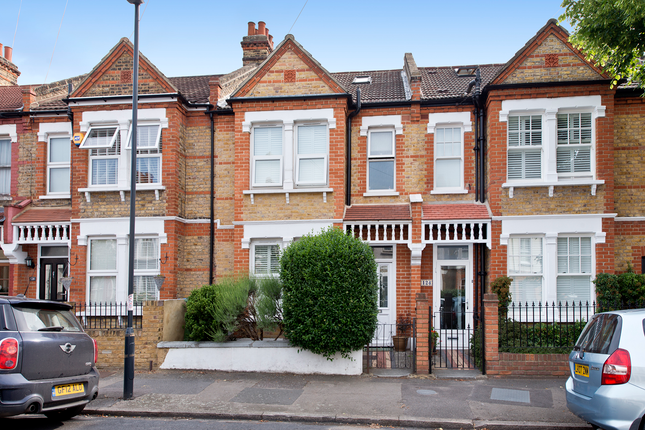 Thumbnail Terraced house for sale in Wyndcliff Road, London