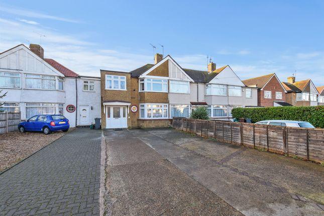 Thumbnail End terrace house for sale in Uxbridge Road, Feltham