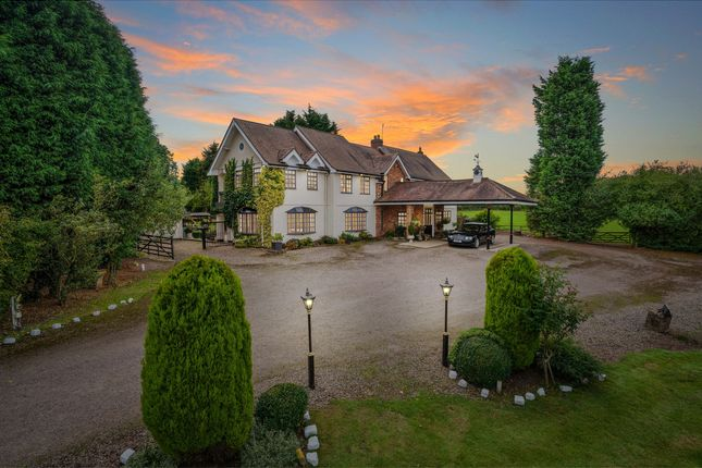 4 bed country house for sale in Leicester Lane, Leicester LE9