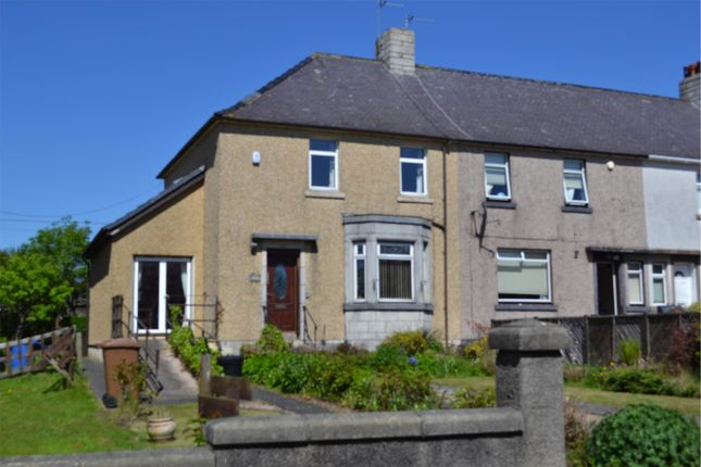 End terrace house for sale in 111 High Road, Saltcoats