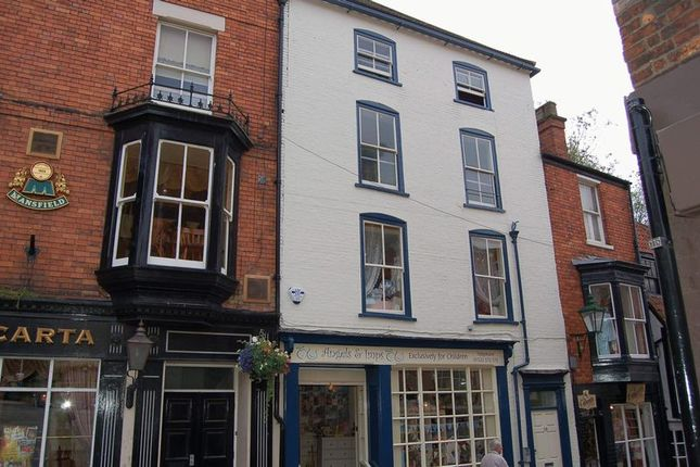 Thumbnail Flat to rent in Steep Hill, Lincoln