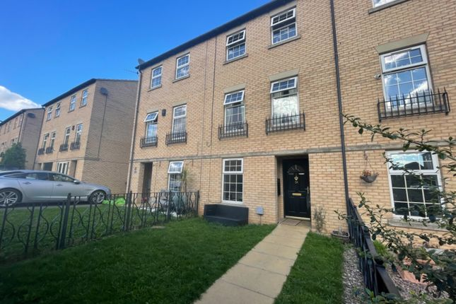 Thumbnail Town house for sale in Bretton Close, Brierley, Barnsley