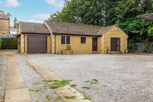 Thumbnail Detached bungalow for sale in The Croft, School Street, Steeton, West Yorkshire