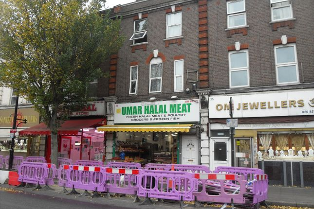 Thumbnail Retail premises for sale in King Street, Southall