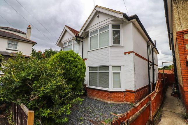 Thumbnail 3 bed semi-detached house to rent in Roselands Gardens, Southampton