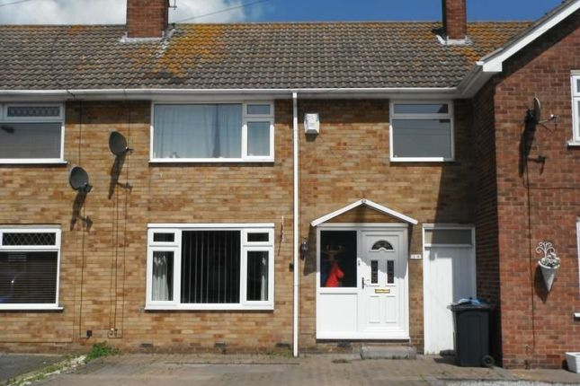 Thumbnail Terraced house to rent in Stornaway Square, Hull