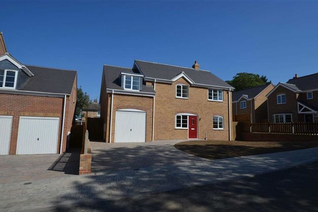 Thumbnail Detached house for sale in Main Street, Cosby, Leicester