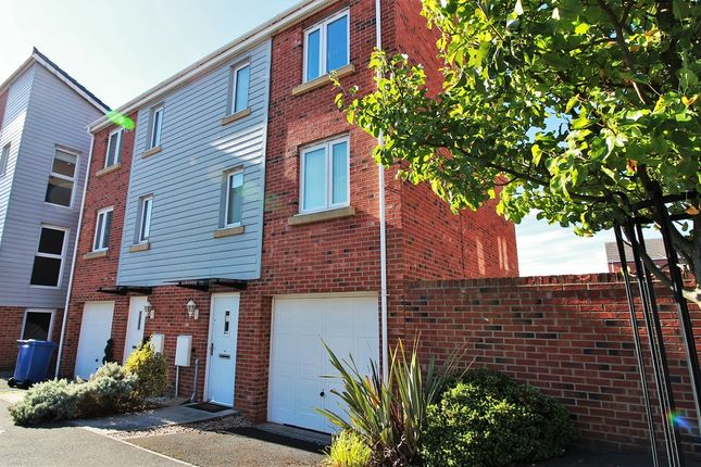 Thumbnail Semi-detached house for sale in Lock Keepers Way, Hanley, Stoke On Trent