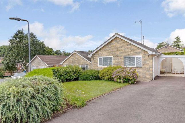 Thumbnail Bungalow for sale in Normandy Way, Chepstow, Monmouthshire