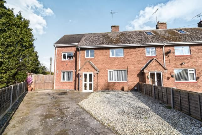 Thumbnail End terrace house for sale in School Avenue, Salford Priors, Evesham