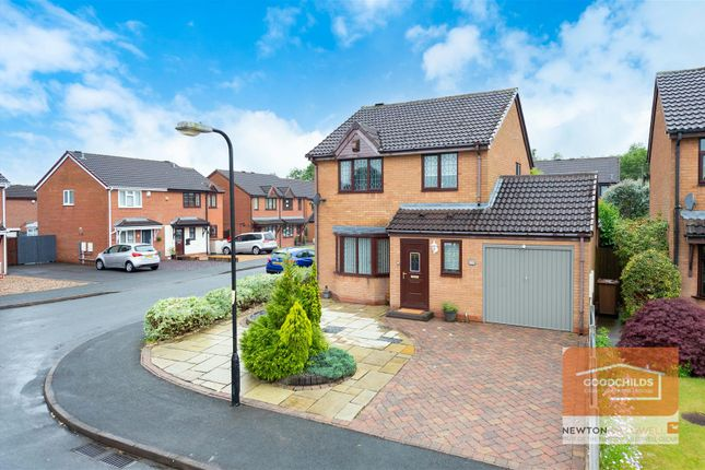 3 bed detached house for sale in Blithfield Road, Brownhills, Walsall WS8