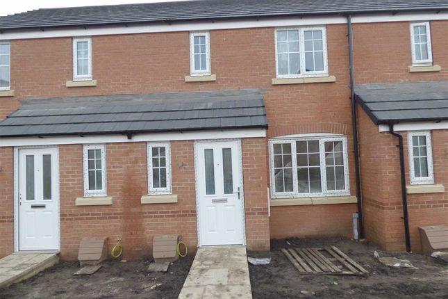 Thumbnail Terraced house for sale in Butterwort Close, Shavington, Crewe
