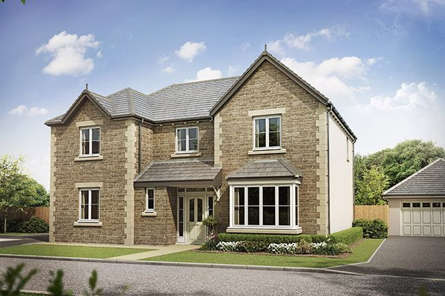 Thumbnail Detached house for sale in Stonecross Meadows, Kendal, Cumbria