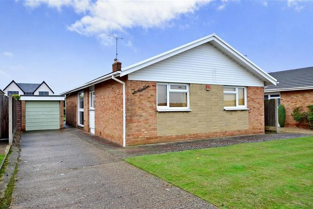 Thumbnail Bungalow for sale in Thurlow Avenue, Herne Bay, Kent