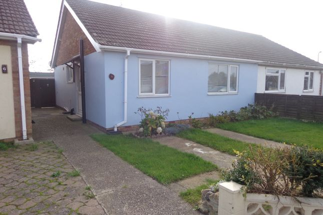 Thumbnail Detached bungalow to rent in Virginia Close, Jaywick, Clacton-On-Sea