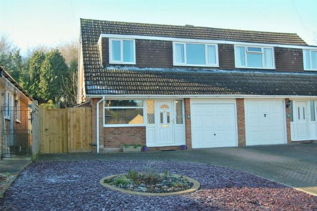 3 bed semi-detached house for sale in Danetre Drive, Daventry, Northampton