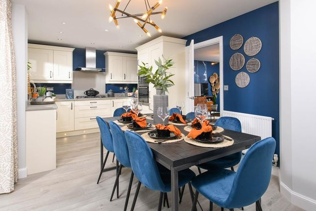 """Thumbnail Detached house for sale in """"Windermere"""" at Dale Way, Fernwood, Newark"""