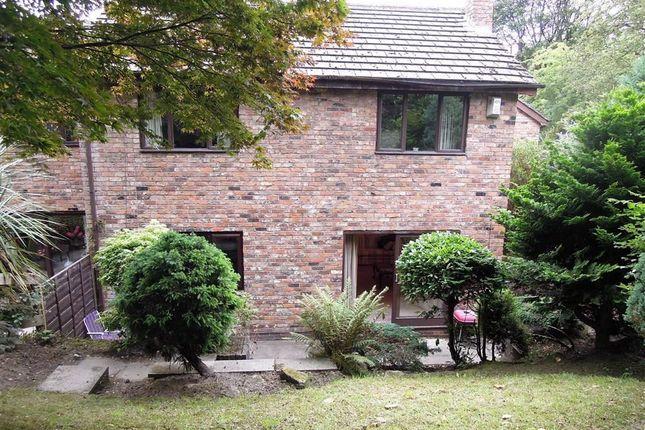 Garden of St Anns Close, Prestwich, Prestwich Manchester M25