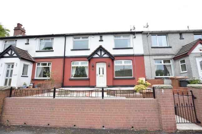 Thumbnail Terraced house for sale in Penywerlod Terrace, Markham, Blackwood