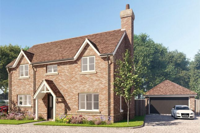 Thumbnail Detached house for sale in Beaumont Court, New Street, Waddesdon, Buckinghamshire