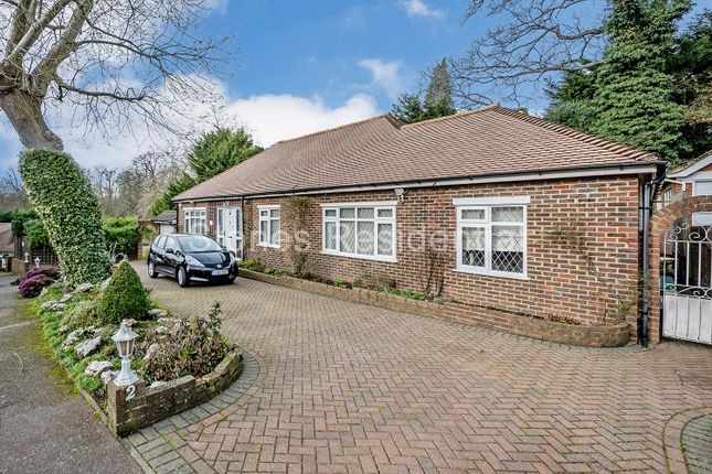 Thumbnail Detached bungalow for sale in Fallowfield, Stanmore