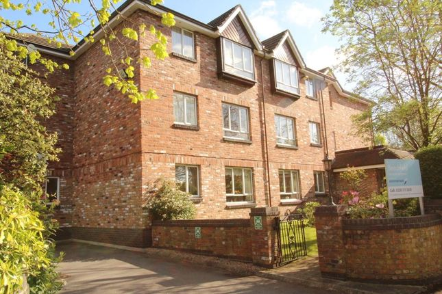 Thumbnail Flat for sale in Albert Road, Wilmslow