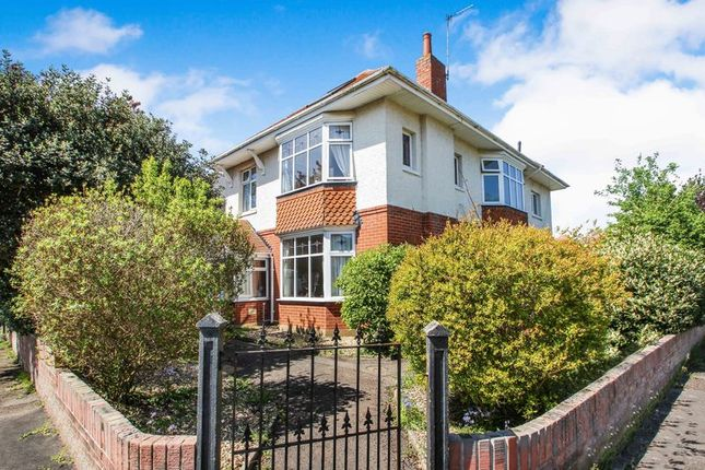 Thumbnail Detached house to rent in Fernside Road, Winton, Bournemouth