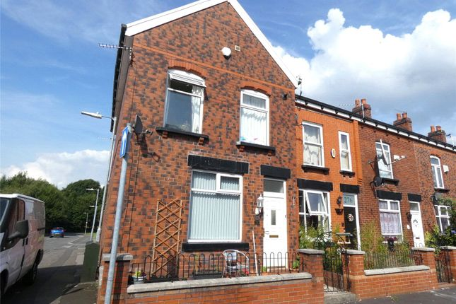 Thumbnail End terrace house for sale in Oxford Grove, Bolton, Greater Manchester