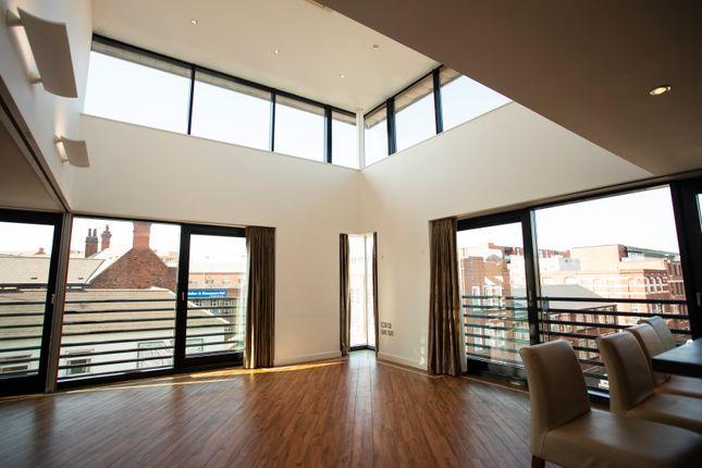 Thumbnail Duplex to rent in George Street, Birmingham