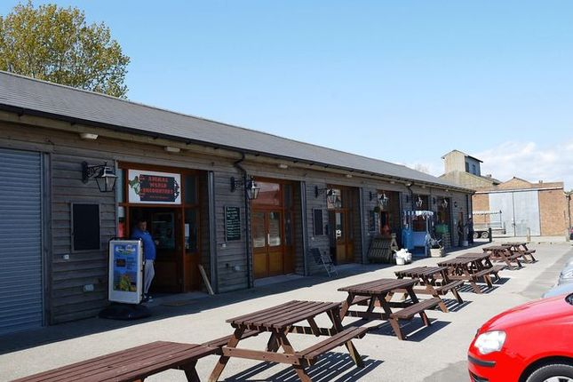 Commercial property to let in Burmarsh, Romney Marsh