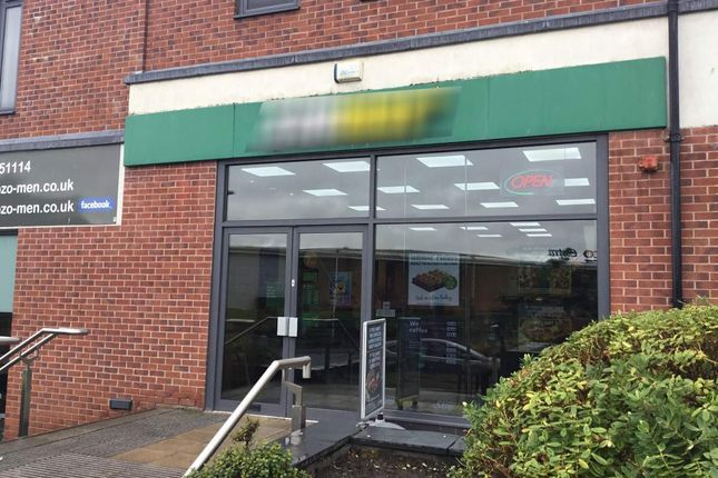Thumbnail Retail premises for sale in Regent Street, Wrexham