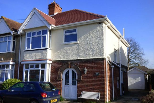 Thumbnail Semi-detached house for sale in Dorchester Road, Redlands, Weymouth