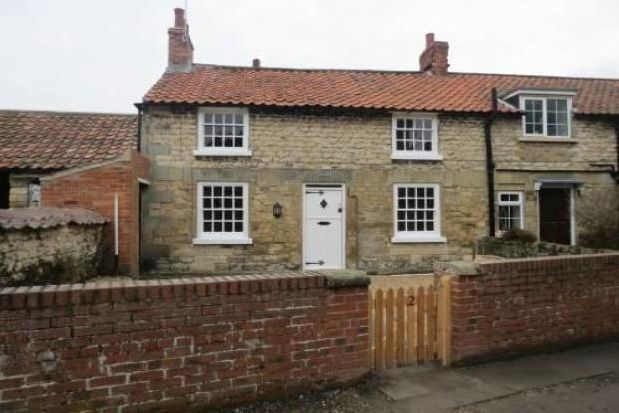 Thumbnail Cottage to rent in Wandales Cottages, Ruffa Lane, Pickering