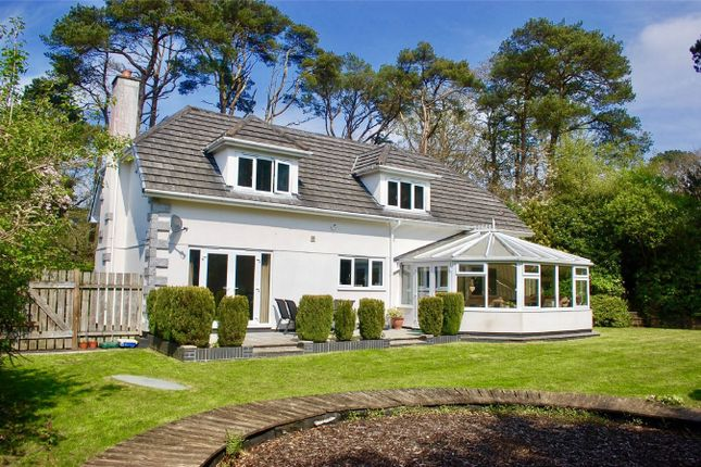 Thumbnail Detached house for sale in Appletree Lane, Carlyon Bay, St Austell, Cornwall