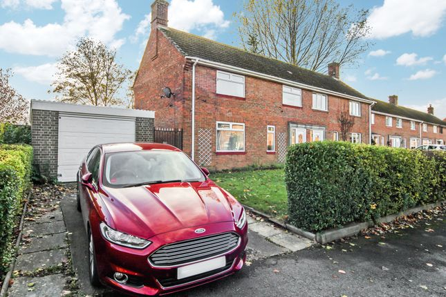 Thumbnail Semi-detached house for sale in Henderson Road, Newton Aycliffe