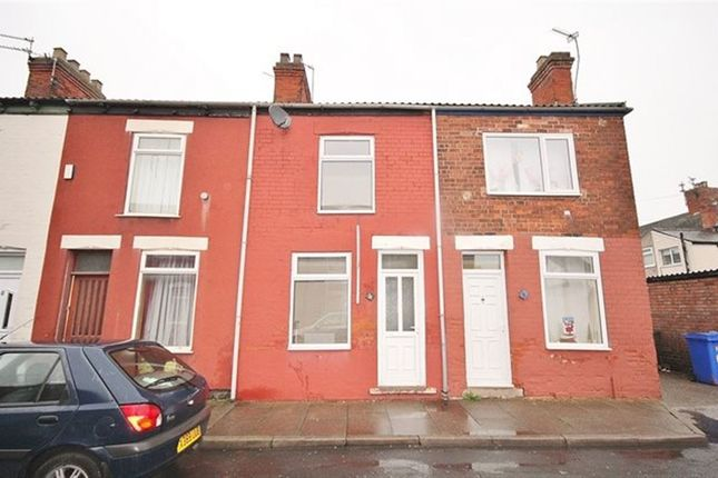 Thumbnail Terraced house to rent in Spencer Street, Goole