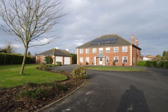 Thumbnail Detached house for sale in Spalding Common, Spalding