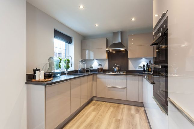 """Thumbnail Detached house for sale in """"Tetbury"""" at Armitage Road, Rugeley"""