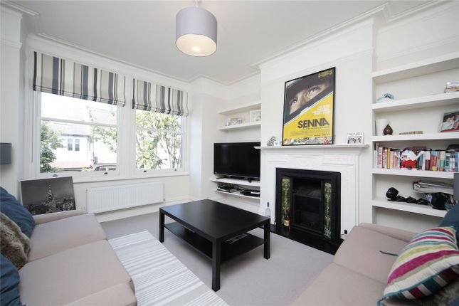 Thumbnail Flat to rent in Badminton Road, Clapham South, London