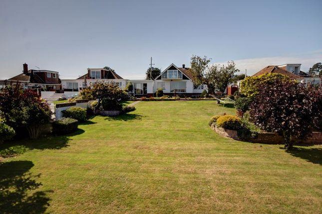 Rear View of Deepway Gardens, Exminster, Exeter EX6